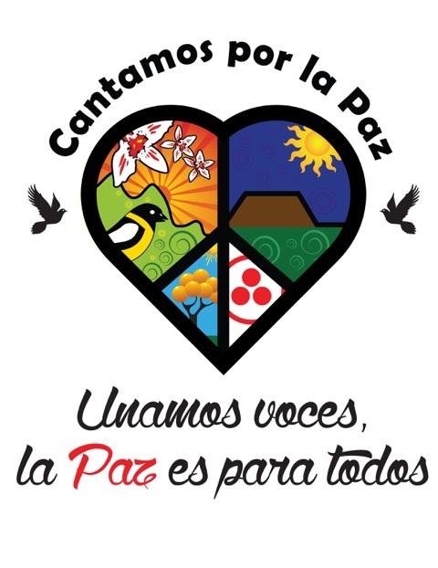 LOGO CANTAMOS 2014