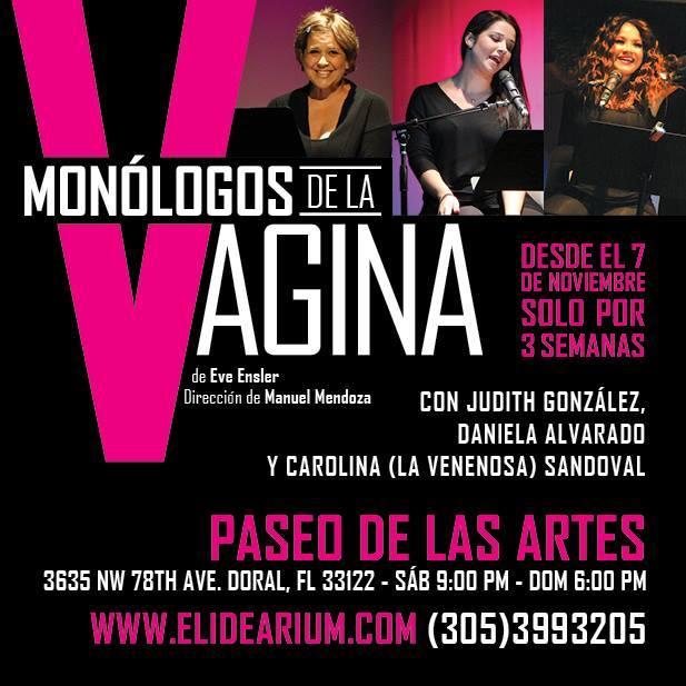 la vagina monologos de Los
