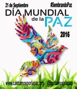 Dia Mundial de la Paz SEMBRANDO PAZ