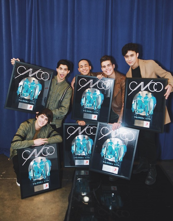 Cnco Tour Songs