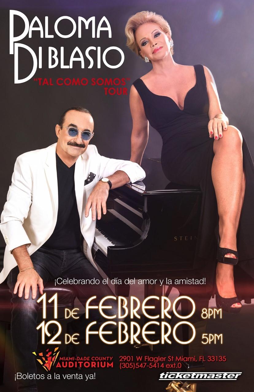 Paloma San Basilio Y Raúl Di Blasio Juntos Cantándole Al Amor Wow La Revista
