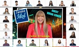 Jackie en Vocal Sweden
