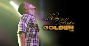 """Romeo Santos, el Rey de la Bachata, anuncia los detalles de """"Golden Tour"""", su gira para 2018 (PRNewsfoto/Live Nation Entertainment)"""