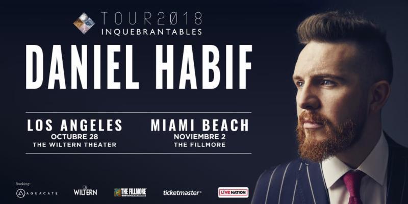 Daniel Habif Por Primera Vez A Estados Unidos Con