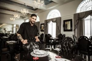 Chef Enrique Garcerán