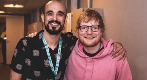 Pinto and Sheeran