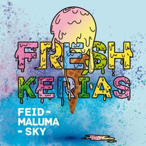 Fresh kerias