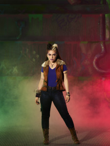 "ZOMBIES 2 - Disney Channel's ""ZOMBIES 2"" stars Ariel Martin as Wynter. (Disney Channel/Ed Herrera)"
