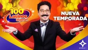 100 Latinos Dijeron