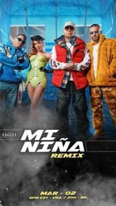 Mi Nina Remix